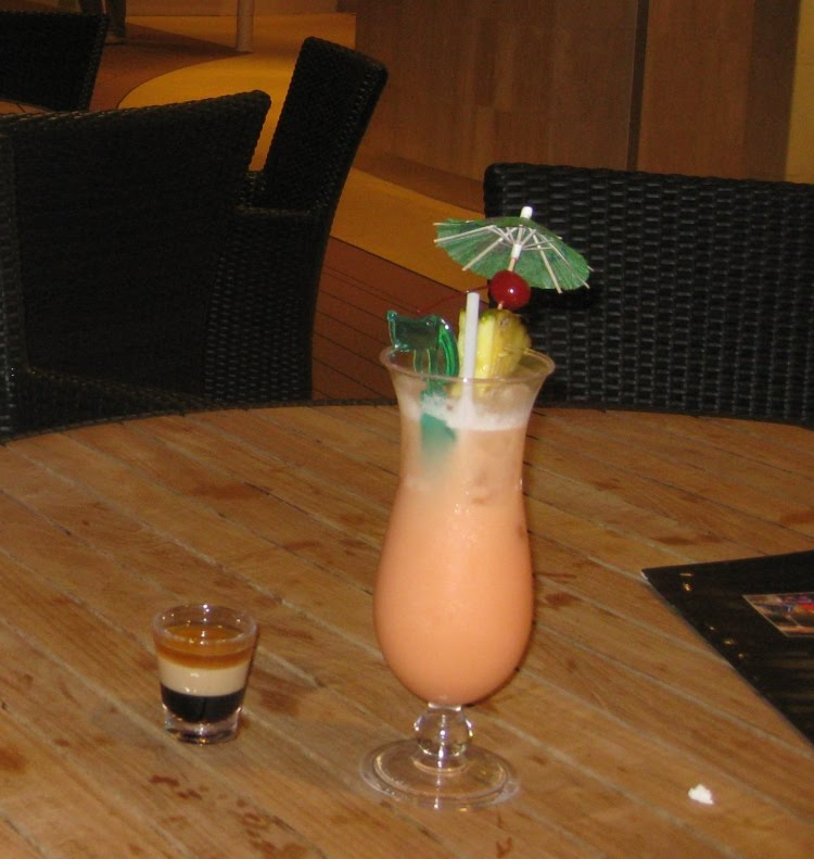 MSC Splendida: Cocktails