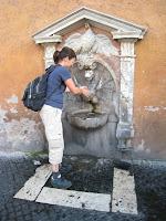 Barbara in Rom
