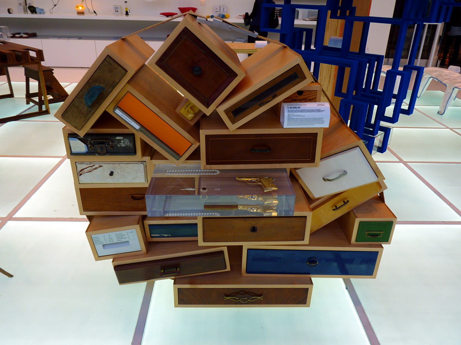 VegasImages: Unusual Furniture At Droog