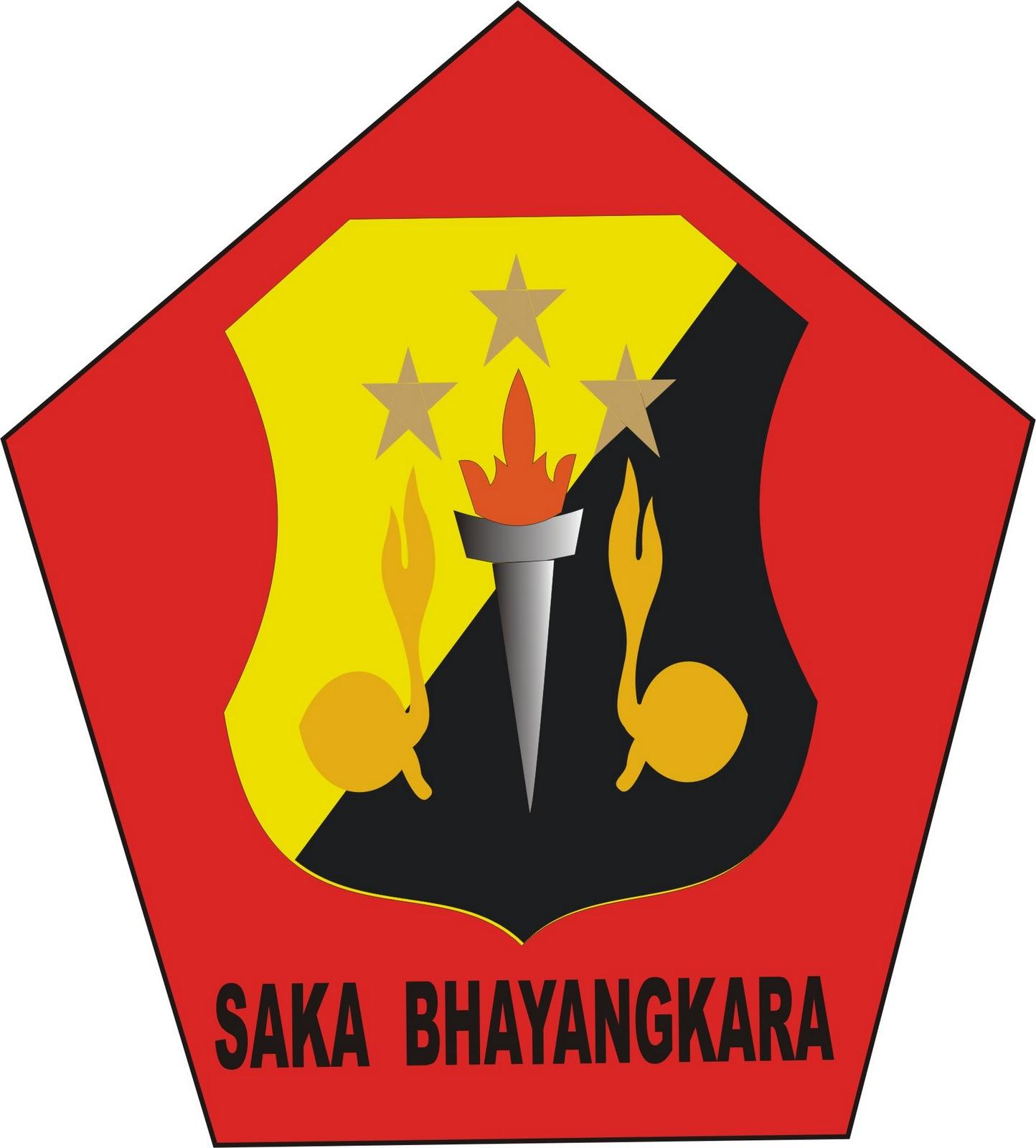 Gambar Lambang Pramuka Jawa Barat