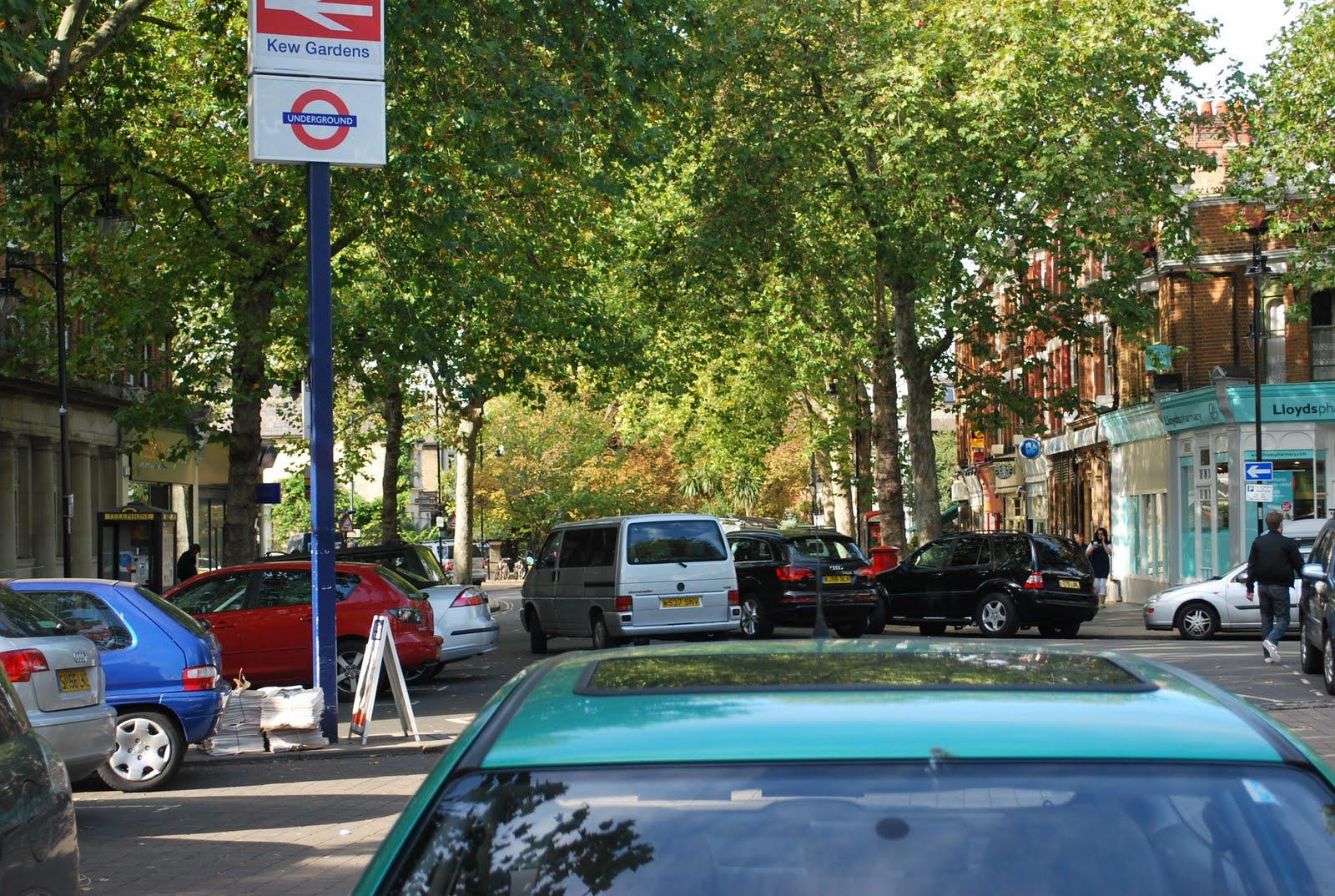 Restaurants Near Kew Gardens Victoria Gate