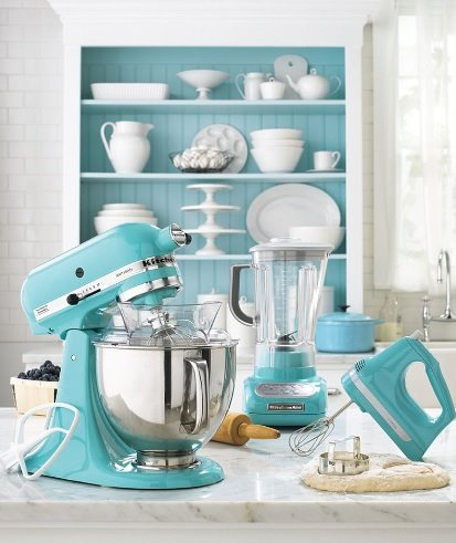 The Granite Gurus: Turquoise Kitchens....it\'s the color of ...
