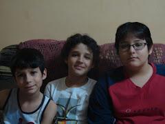 Os três príncipes de Fortaleza