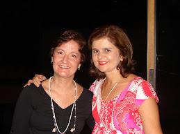 Ana Silvia e Elena - Festa de Despedida no playground do seu prédio