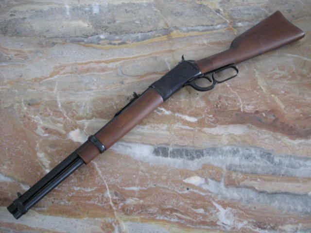 Shangrila Towers: Guns: The Poor Man's  357 Lever-Action
