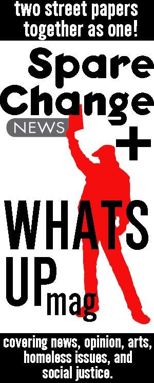 Spare Change News Online