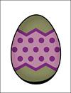 Easter Egg Statonery
