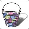 Egg Basket Coaster