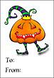Prancing Pumpkin