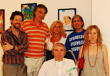 RAFA SALVATIERRA,JOSEMARI LOPEZ,CARMEN, RAFA NAVARRO,EVA junto a PACO