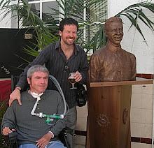 RAFA SALVATIERRA-escultor- yPACO