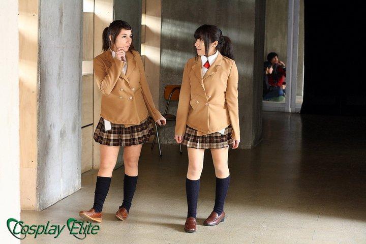 cosplay sis Kiss x