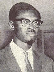 Prime Minister Patrice Lumumba (1925-1961) of the First Congo Republic, 1960