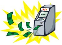 ATM ...cash machine or a Magic Machine