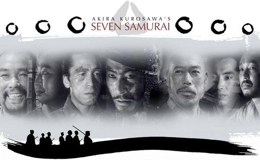 akira kurosawa'nın filmleri