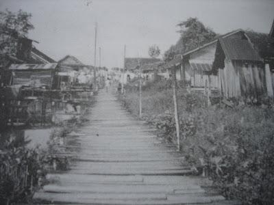 Sarawakiana: Long Bridge of Sibu