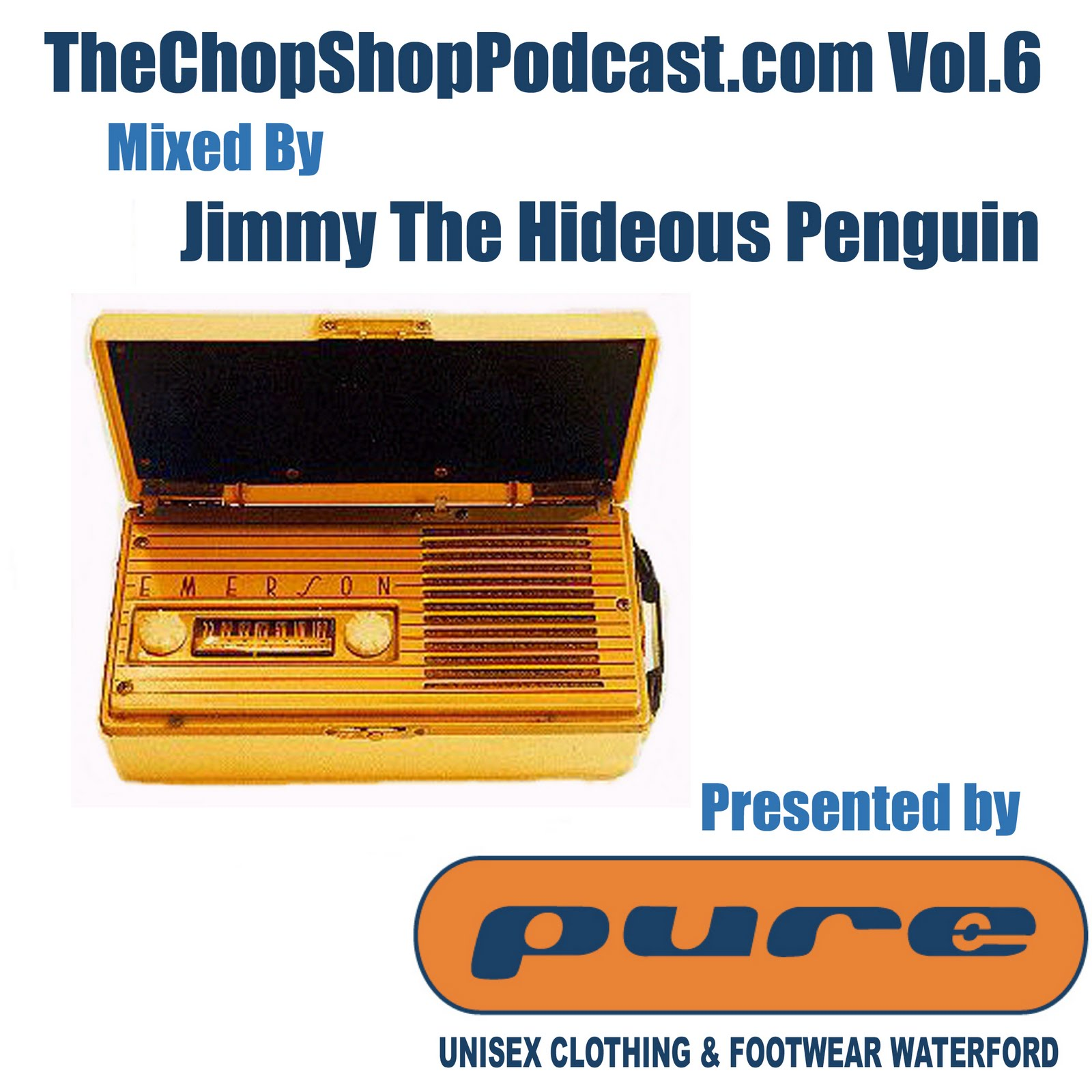THE CHOP SHOP PODCAST: September 2010
