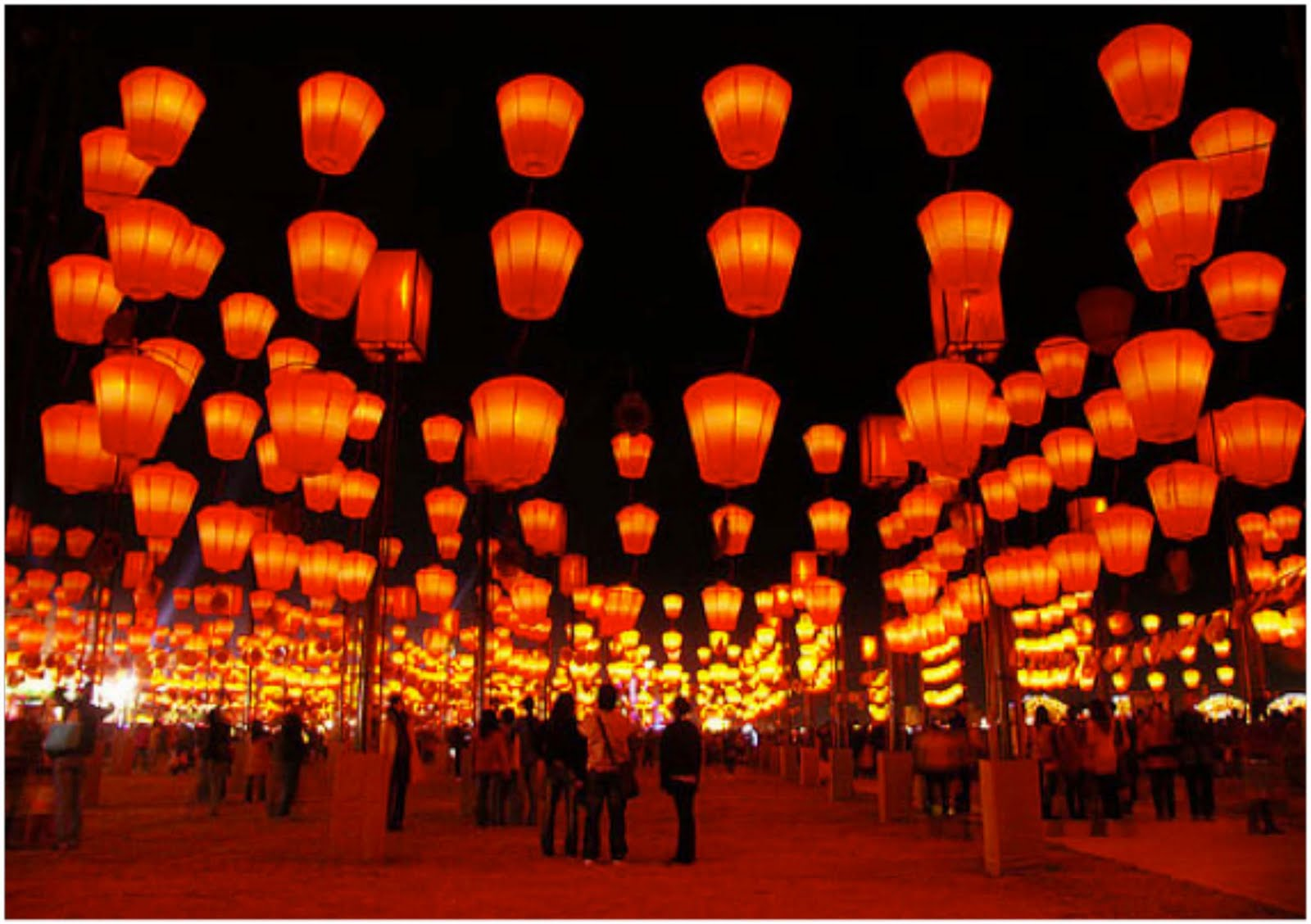 Happy Chinese Lantern Festival China Bulletin The Spring Festival Celebrating The