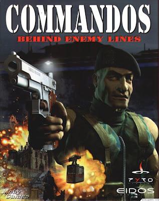 Commandos Behind Enemy Lines 1 Link PC [MU]