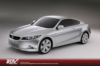 Accord coupe 2008  otras