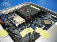 una vista al interior del AppleTV  gadgets