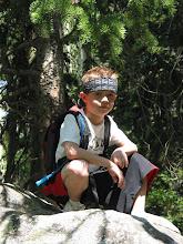 My little mountain Man