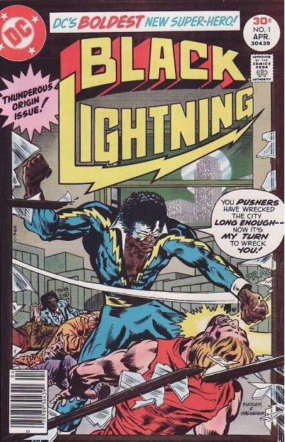[Black+Lightning+]