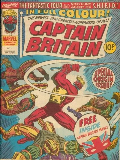 [Capt.+Britain+]