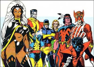The Comic Book Catacombs: 1970's Flashback: Giant-Size X-Men # 1