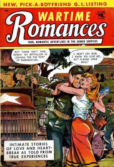 [Wartime+Romances+]