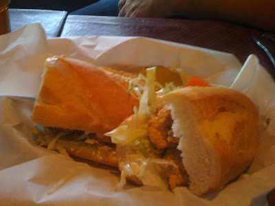Best Shrimp Po Boy In North Myrtle Beach