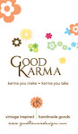 Moxieville Creative designs: Good Karma Design