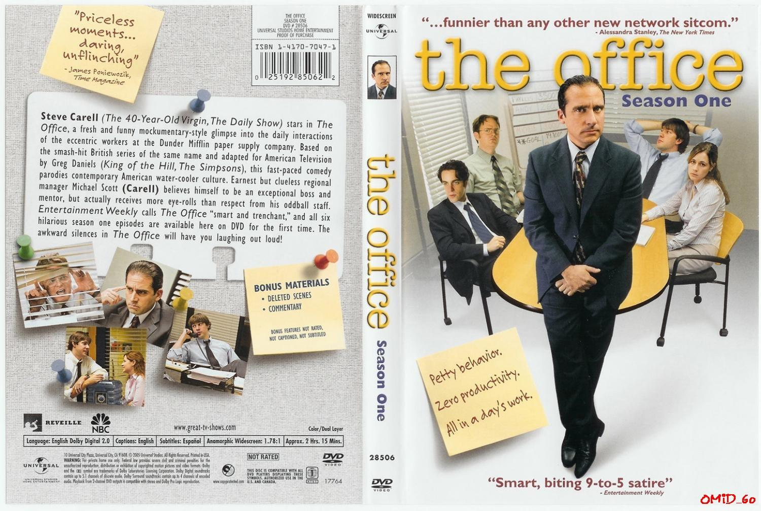 amars movie journal: The Office: Season 1 (2005)