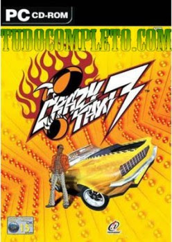 Crazy Taxi 3 High Roller (PC) Download Completo