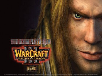 Warcraft III Reign of Chaos (PC) Rip