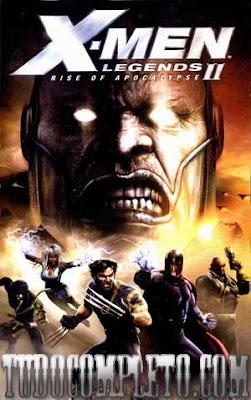 X-men Legends 2: Rise Of Apocalypse (PC)+ Tradução ISO Download Completo
