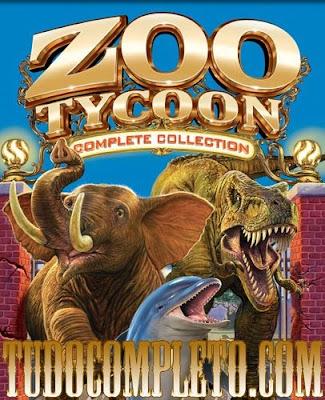 Zoo Tycoon + Dinosaur Digs + Marine Mania (PC)