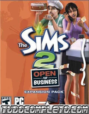 The Sims 2: Open for Business (PC) Download Completo