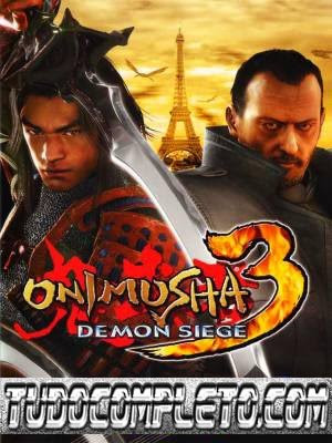 Onimusha 3 (PC ) Rip 460 MB+ Addons