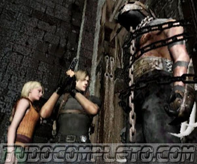 Resident Evil 4  (PC) ISO Download Completo