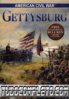 Gettysburg (PC) Full ISO Download Completo