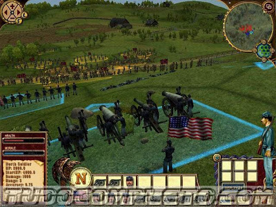 American Civil War : Gettysburg (PC) Full ISO Download Completo