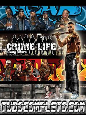 Crime Life Gang Wars (PC) Full-ISO Download Completo