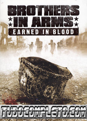 Brothers In Arms Earned In Blood (PC) (Full ISO) Download Completo