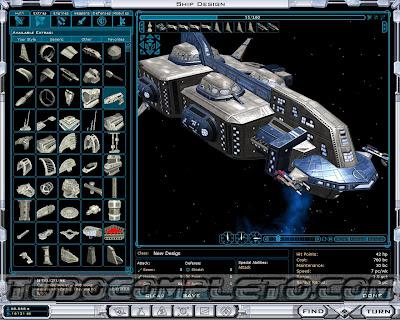 Galactic Civilizations II: Endless Universe (PC)