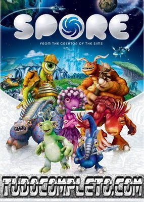 Spore (PC) Link Direto ISO Download Completo