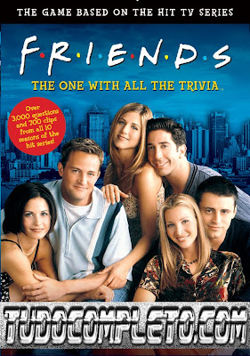 Friends: The One With All The Trivia (PC)