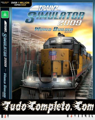 Trainz Simulator 2009: World Builder Edition (PC)