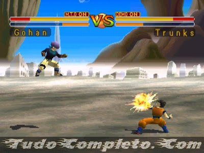 Dragon Ball GT: Final Bout (PC)