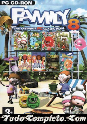 Family 8 The Ultimate PC Collection (PC) ISO